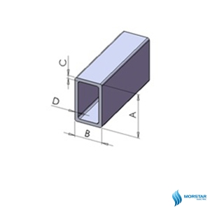 Rectangular Tube Profile